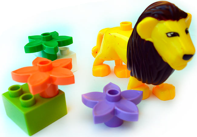 Конструктор Blocks-188b-2 6 деталей