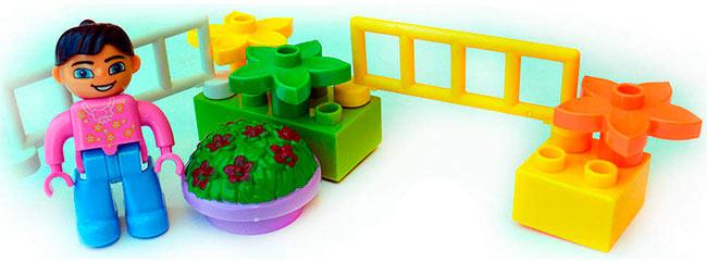 Конструктор Blocks-188b-21 9 деталей