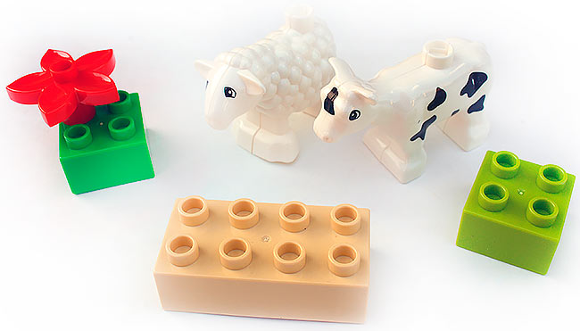 Конструктор Blocks-188b-7 6 деталей