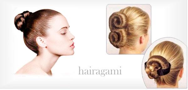 hairagami прически как делать видео